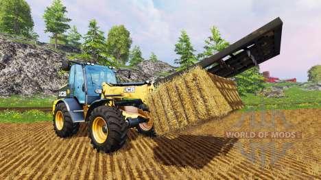 Тюкозахват Bressel для Farming Simulator 2015