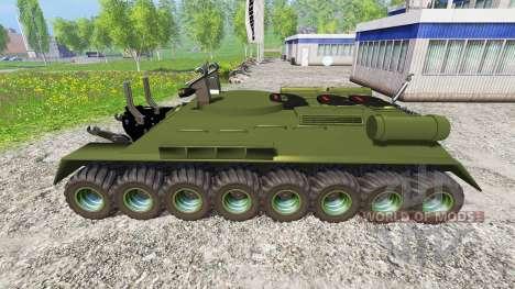 Т-34 v0.1 для Farming Simulator 2015