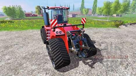 Case IH Quadtrac 620 v1.5 для Farming Simulator 2015