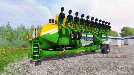 Amazone X16001 для Farming Simulator 2015