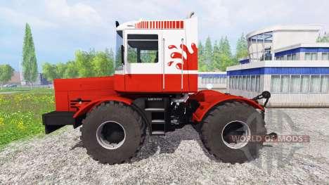 К-701 Кировец [Magnum M560] для Farming Simulator 2015