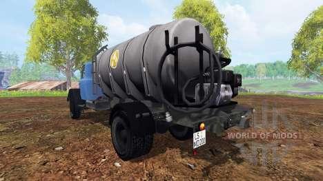 Magirus-Deutz 200D26 TLF для Farming Simulator 2015