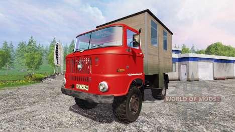 IFA W50 [passenger] для Farming Simulator 2015