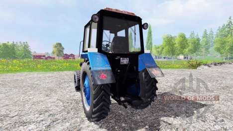 МТЗ-80 Беларус v2.0 для Farming Simulator 2015