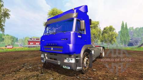 КамАЗ-5460М для Farming Simulator 2015