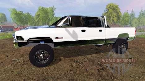 Dodge Ram 2500 [holy grail] для Farming Simulator 2015