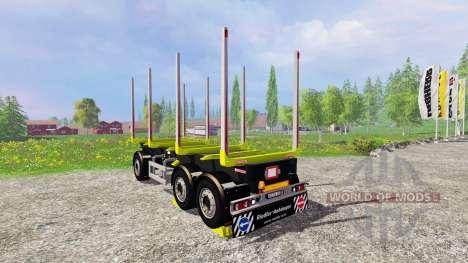 Riedler-Anhanger для Farming Simulator 2015