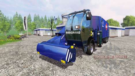 Kuhn SPV 14 XXL v2.0.1 для Farming Simulator 2015