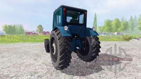 МТЗ-52 v2.0 для Farming Simulator 2015