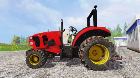 Беларус-322 v0.9 для Farming Simulator 2015