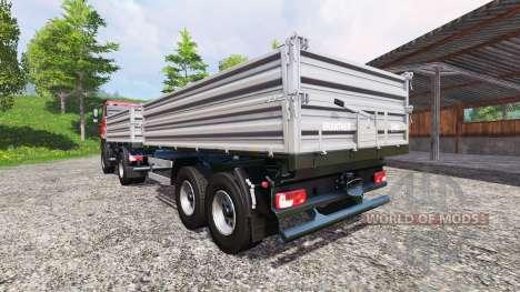 Tatra Phoenix T 158 4x4 Tipper для Farming Simulator 2015