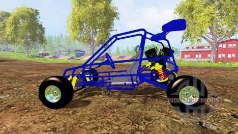 Карт v2.0 для Farming Simulator 2015