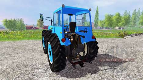 Dutra D4K B v2.0 для Farming Simulator 2015