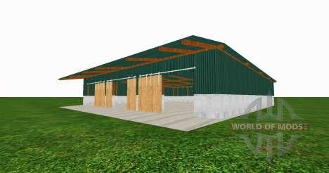 Hall для Farming Simulator 2015
