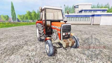 Massey Ferguson 255 v1.0 для Farming Simulator 2015