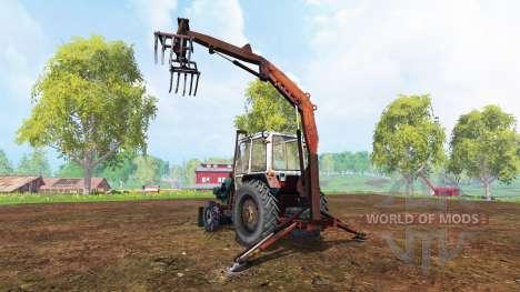 ЮМЗ-6КЛ v2.0 [грейфер] для Farming Simulator 2015