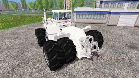 Big Bud-747 [new sound] для Farming Simulator 2015
