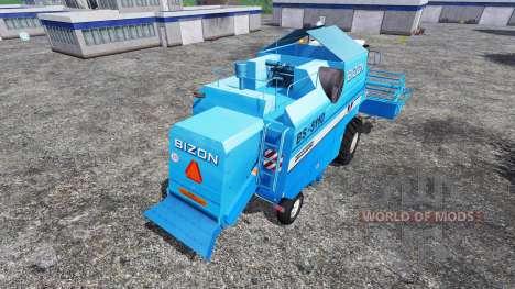 Bizon BS 5110 для Farming Simulator 2015