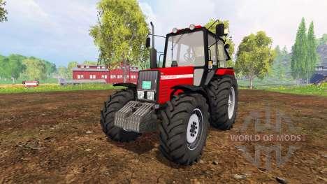 МТЗ-920 Беларус для Farming Simulator 2015