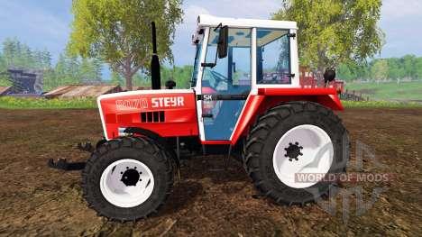 Steyr 8070A SK2 для Farming Simulator 2015