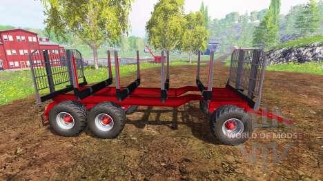 Kroger Timber v2.0 для Farming Simulator 2015
