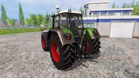 Fendt 820 Vario TMS FL для Farming Simulator 2015