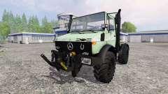 Mercedes-Benz Unimog U1200