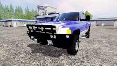 Dodge Ram 2500 service