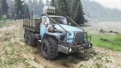 Урал-4320-30 [03.03.16] для Spin Tires