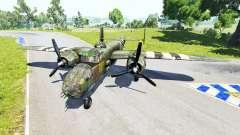 North American B-25 Mitchell v4.0 для BeamNG Drive
