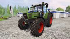 Fendt Favorit 515C Turbomatic [washable] для Farming Simulator 2015