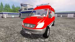 Mercedes-Benz Sprinter ELW