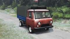 УАЗ-39095 [03.03.16] для Spin Tires