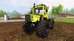 Mercedes-Benz Trac 1100 для Farming Simulator 2015