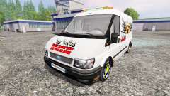 Ford Transit [party van] v2.0
