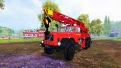 Magirus-Deutz 200D26A [firemen truck crane]