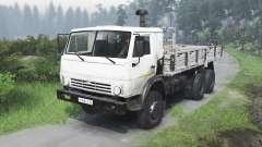 КамАЗ-55102 [03.03.16] для Spin Tires