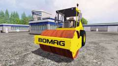 BOMAG BW 214 DH-3 для Farming Simulator 2015