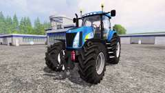 New Holland TG 285 v2.0