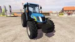 New Holland T4050 FL v2.0 для Farming Simulator 2013