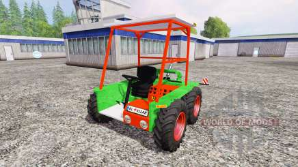 Rasant BergTrac для Farming Simulator 2015