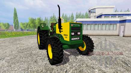 Buhrer 475 для Farming Simulator 2015