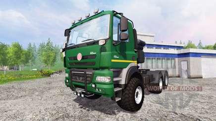 Tatra Phoenix T 158 6x6 для Farming Simulator 2015