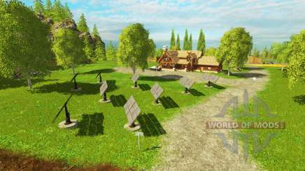 Big Farm для Farming Simulator 2015