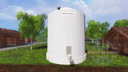 Silo Meridian для Farming Simulator 2015