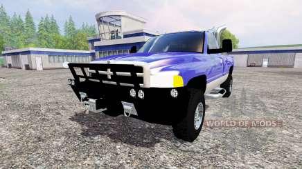 Dodge Ram 2500 service для Farming Simulator 2015