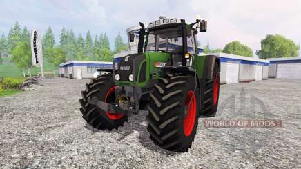 Fendt 820 Vario TMS FL для Farming Simulator 2015