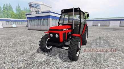 Zetor 7245 v1.0 для Farming Simulator 2015