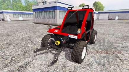 Reform Metrac H7 X 3B для Farming Simulator 2015