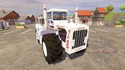 Big Bud-747 v2.0 для Farming Simulator 2013